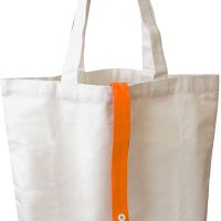 Foldable-Canvas-Bag- S40063_Orange