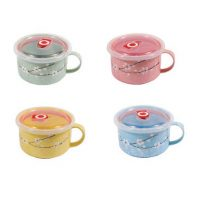 CERAMIC BLOSSOM ROUND CARRIER-2