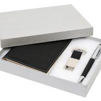 PU Passport Holder Gift Set S10095-1