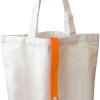 Foldable-Canvas-Bag- S40063_Orange