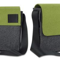 WOOL FELT SLING BAG S40044-1