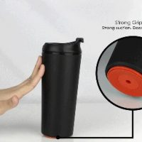 Suction Double Wall Bottle (330ml) S20028-1