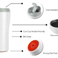Vacuum Suction Bottle (380ml) S20029-1