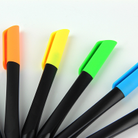 FLEXI SWATCH - Plastic Ball Pen - S20193 02